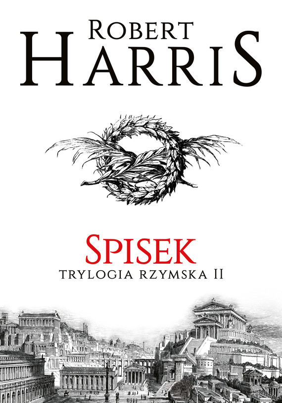 okładka Spisek. Trylogia rzymska IIebook | epub, mobi | Robert Harris