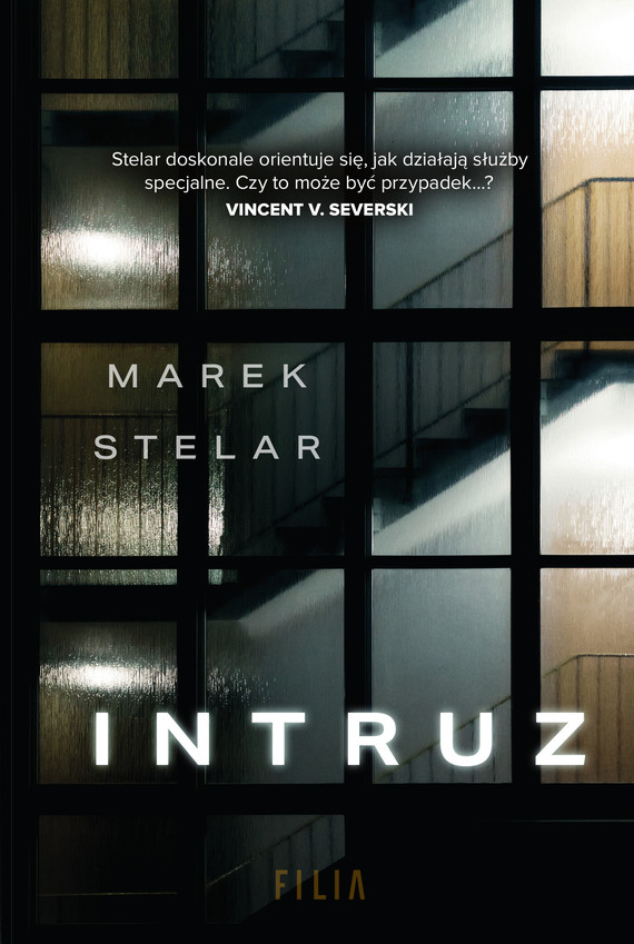 okładka Intruz, Ebook | Marek Stelar