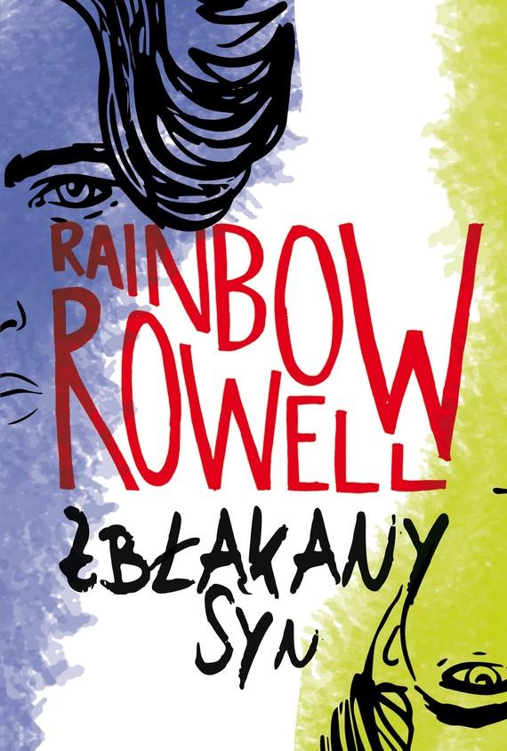 okładka Zbłąkany synebook | epub, mobi | Rainbow Rowell