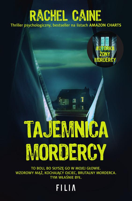 okładka Tajemnica mordercy, Ebook | Rachel Caine