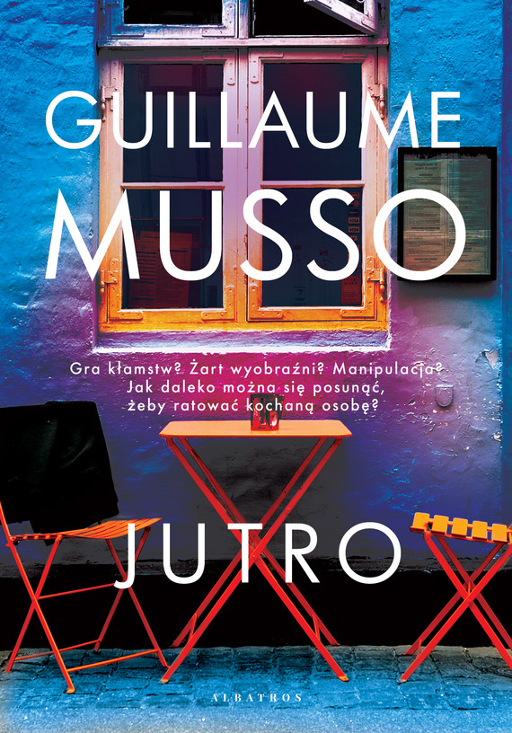okładka Jutro, Ebook | Guillaume Musso