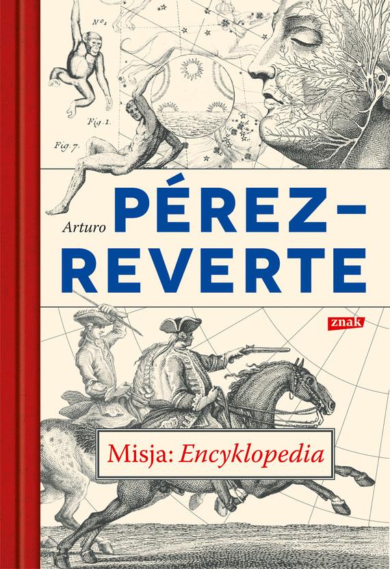 okładka Misja: Encyklopediaebook | epub, mobi | Arturo Perez-Reverte