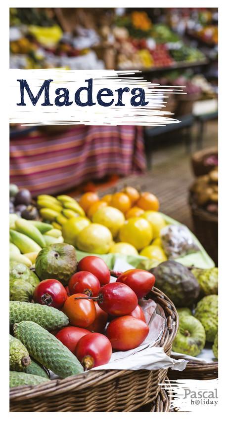 okładka Madera, Ebook | Anna Jankowska