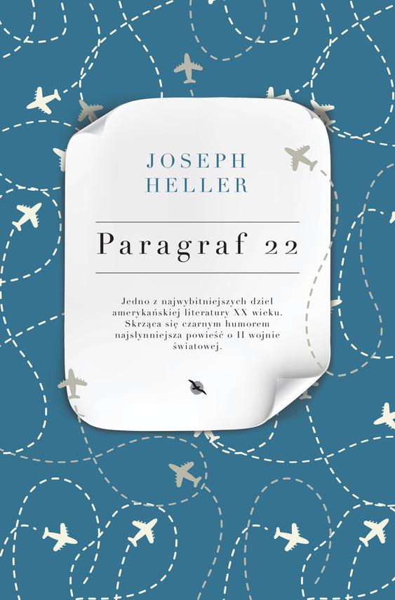 okładka Paragraf 22, Ebook   Joseph Heller