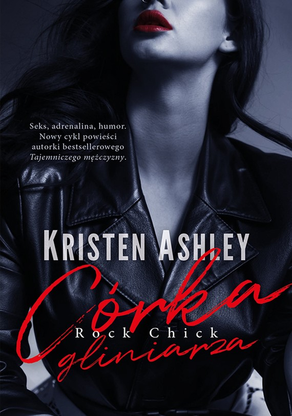 okładka Córka gliniarza, Ebook | Kristen Ashley