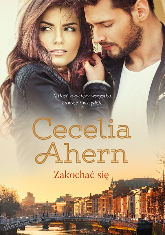 okładka Zakochać się, Ebook | Cecelia Ahern