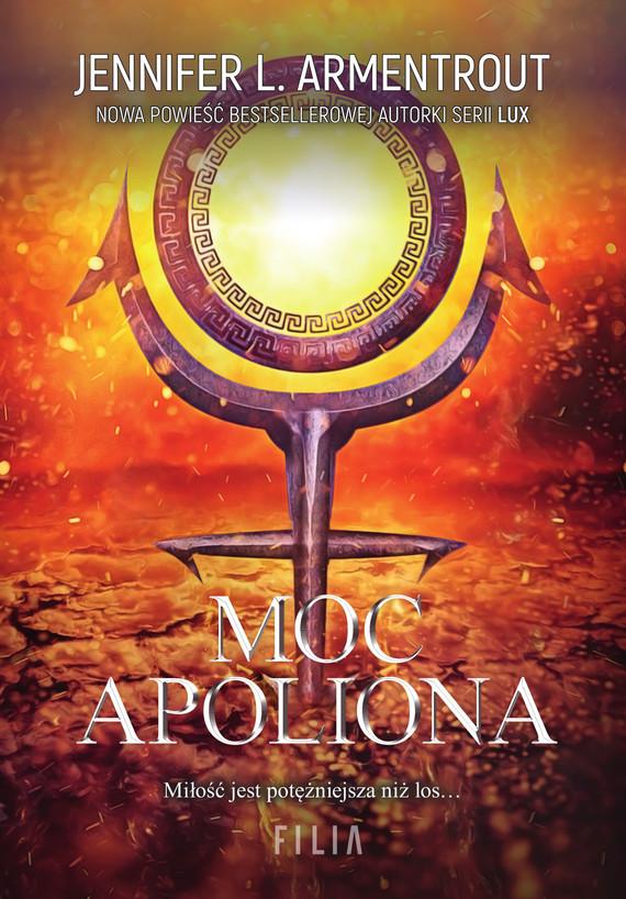 okładka Moc apoliona, Ebook | Jennifer L. Armentrout