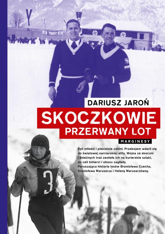 okładka Skoczkowie, Ebook   Dariusz Jaroń