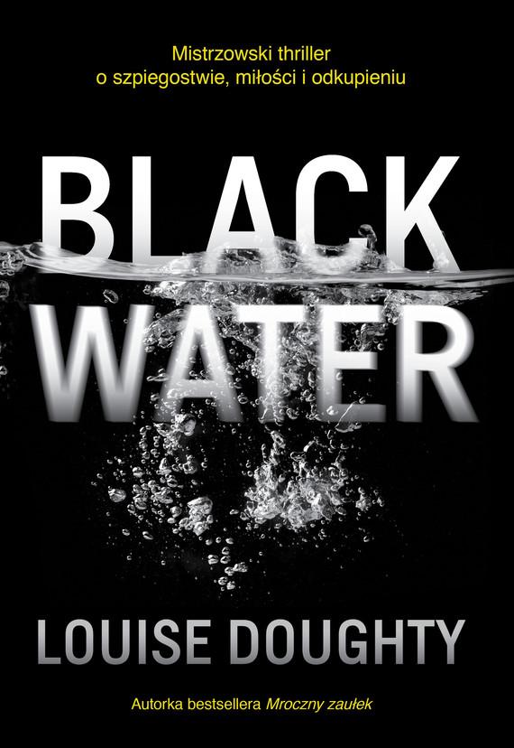 okładka Black Water, Ebook   Doughty  Louise