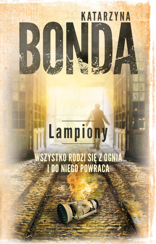 okładka Lampiony, Ebook | Katarzyna Bonda