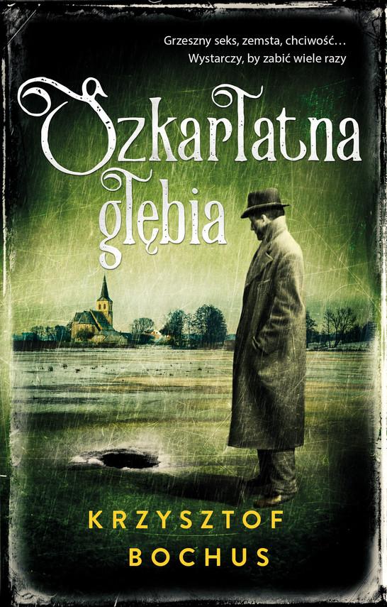 okładka Szkarłatna głębia, Ebook | Krzysztof Bochus