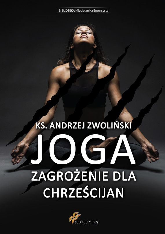okładka Joga zagrożenie dla chrześcijan, Ebook | Andrzej Zwoliński