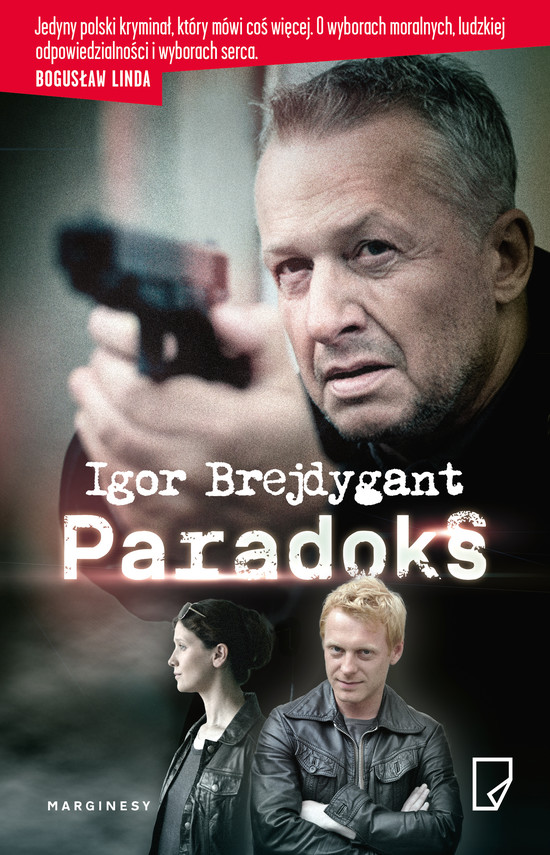 okładka Paradoks, Ebook | Igor  Brejdygant