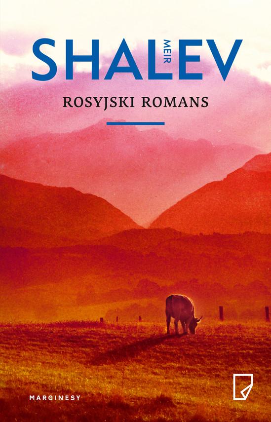 okładka Rosyjski romans, Ebook | Meir Shalev