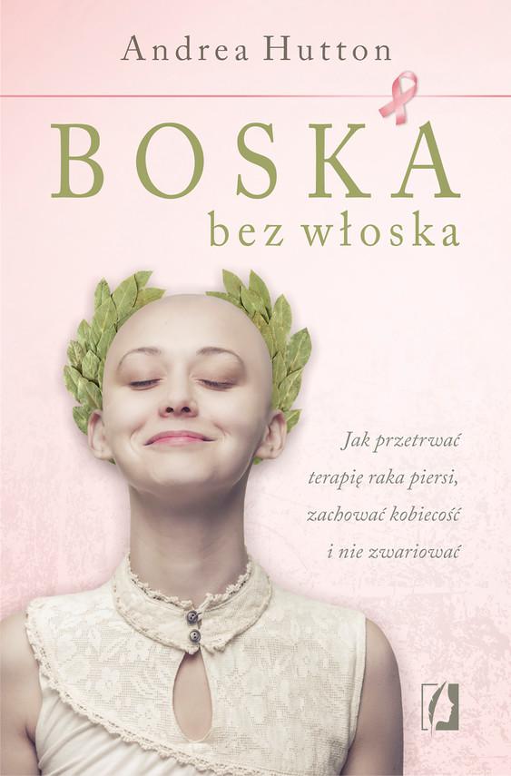 okładka Boska bez włoska, Ebook | Andrea Hutton