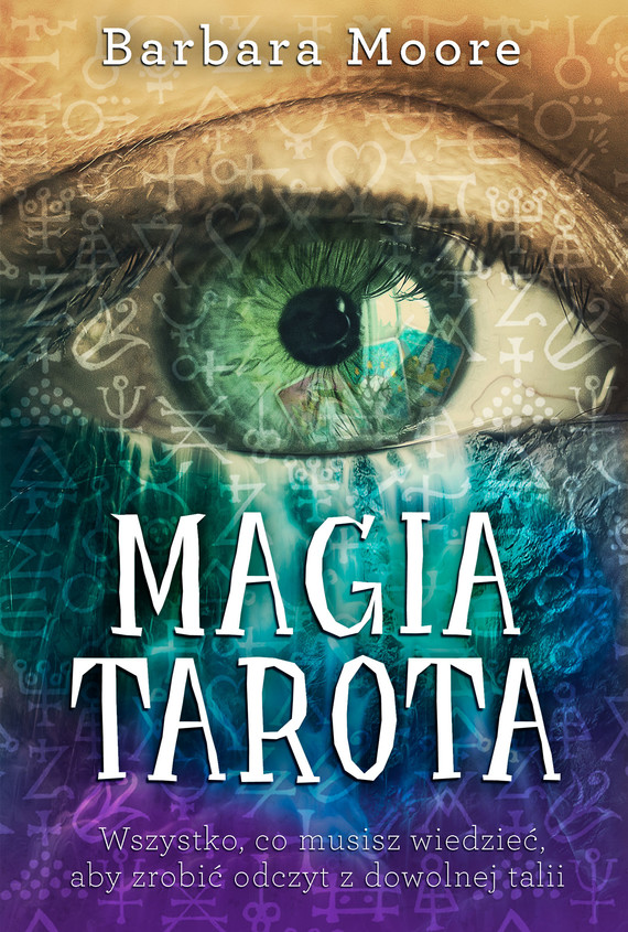 okładka Magia Tarota, Ebook | Barbara Moore