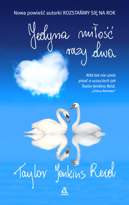okładka Jedyna miłość razy dwa, Ebook   Taylor Jenkins Reid