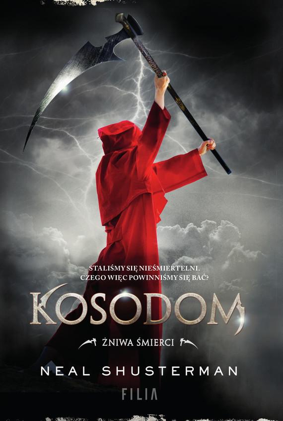 okładka Kosodom, Ebook | Neal Shusterman