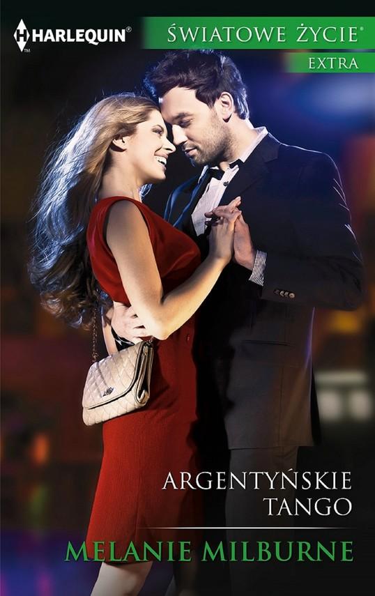 okładka Argentyńskie tangoebook | epub, mobi | Melanie Milburne