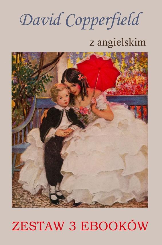 okładka David Copperfield z angielskim. Zestaw 3 ebookówebook | pdf | Marta Owczarek, Charles Dickens, Arthur Conan Doyle