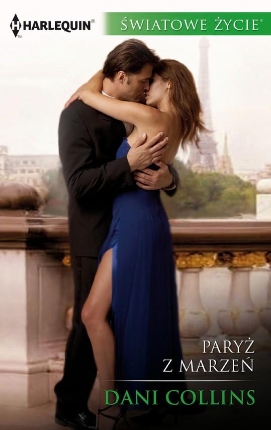 okładka Paryż z marzeńebook | epub, mobi | Dani Collins