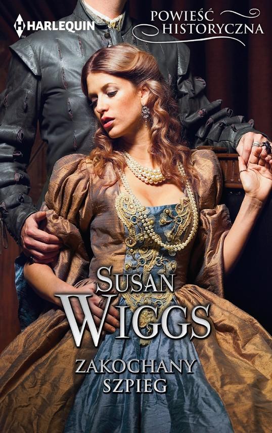 okładka Zakochany szpieg, Ebook | Susan Wiggs