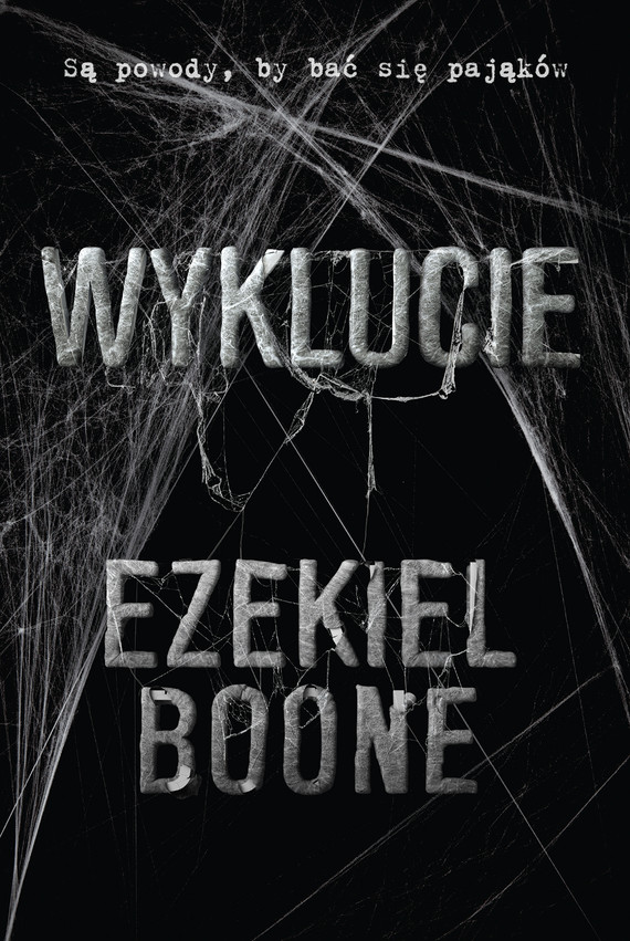 okładka Wyklucieebook   epub, mobi   Ezekiel Boone