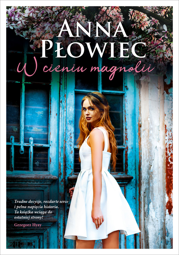okładka W cieniu magnoliiebook | epub, mobi | Płowiec Anna