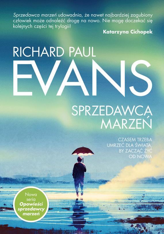okładka Sprzedawca marzeńebook | epub, mobi | Richard Paul Evans