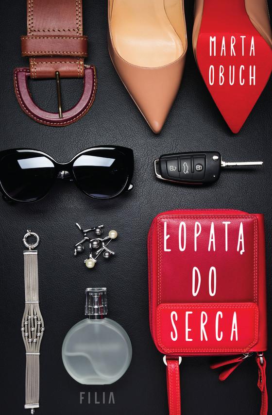 okładka Łopatą do serca, Ebook | Marta Obuch