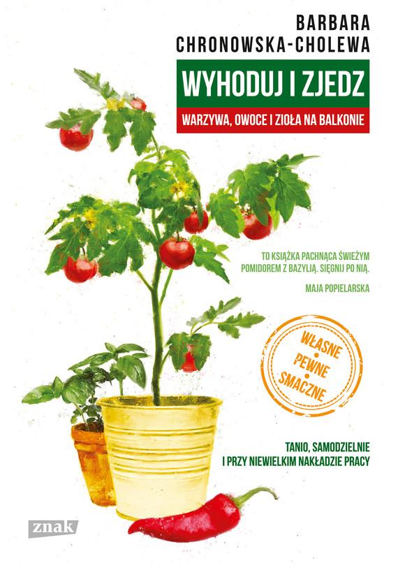 okładka Wyhoduj i zjedz, Ebook | Chronowska-Cholewa Barbara