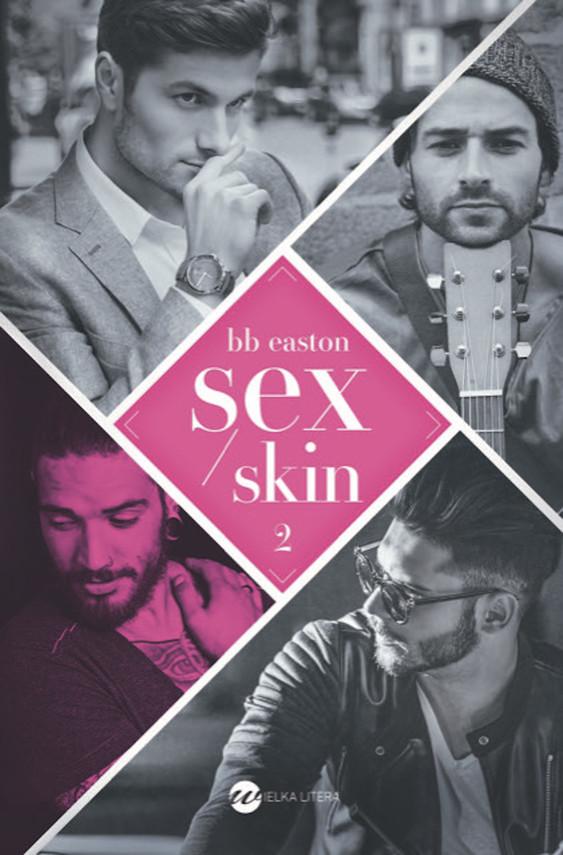 okładka Sex/Skinebook | epub, mobi | BB Easton