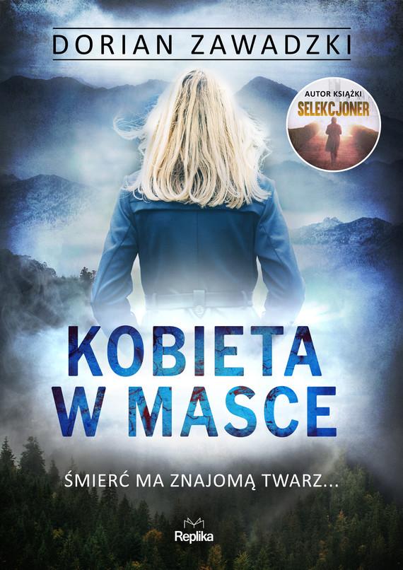 okładka Kobieta w masce, Ebook | Dorian Zawadzki