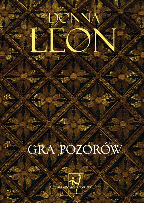 okładka Gra pozorów, Ebook | Donna Leon