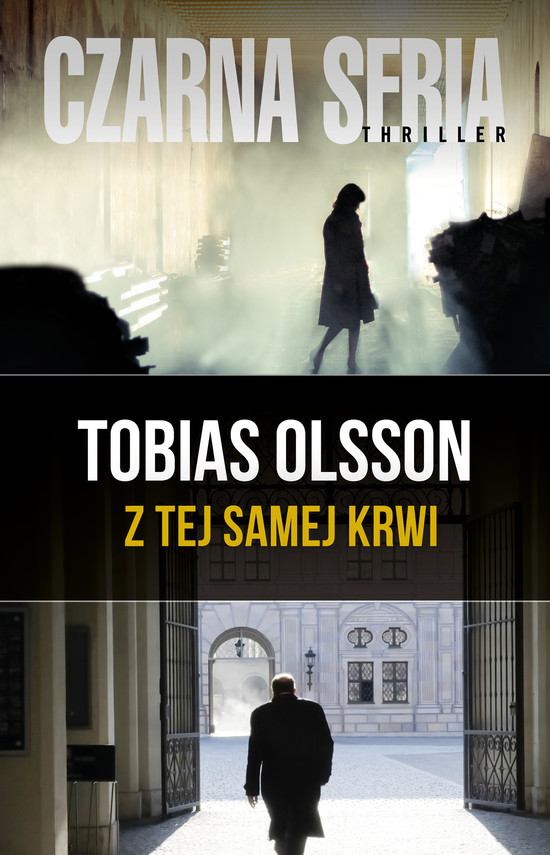okładka Z tej samej krwiebook | epub, mobi | Tobias Olsson