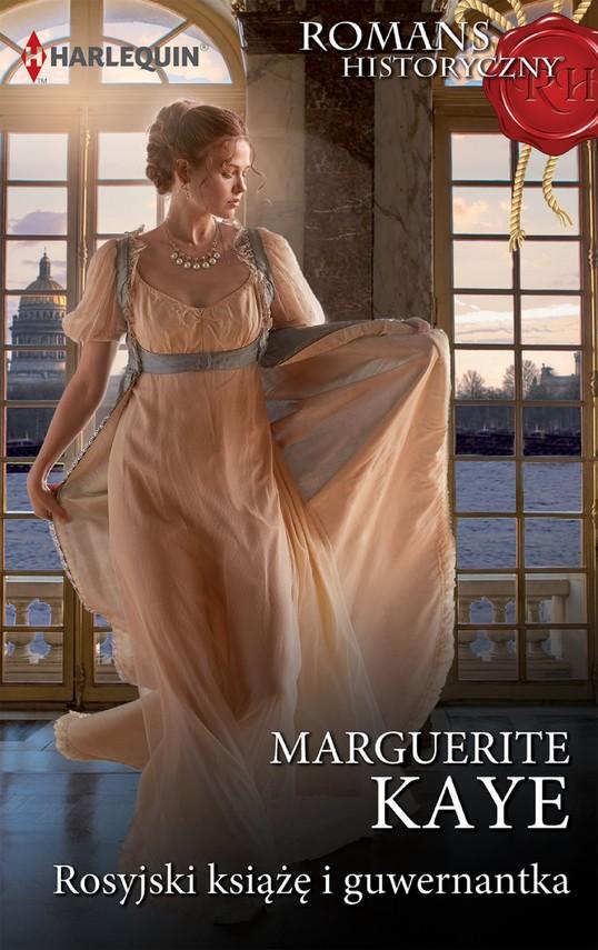 okładka Rosyjski książę i guwernantkaebook | epub, mobi | Kaye Marguerite
