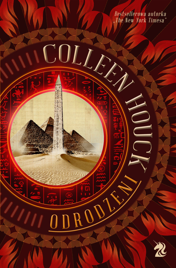 okładka Odrodzeni, Ebook   Colleen Houck