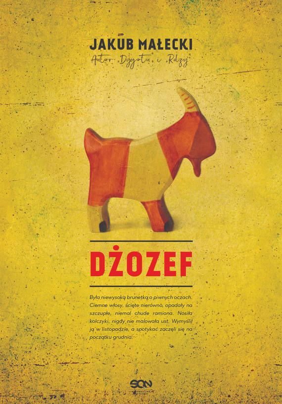 okładka Dżozefebook | epub, mobi | Jakub Małecki