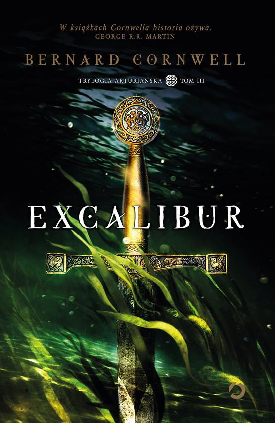 okładka Excaliburebook | epub, mobi | Bernard Cornwell