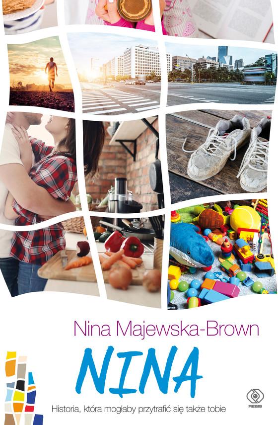 okładka Nina, Ebook | Nina Majewska-Brown