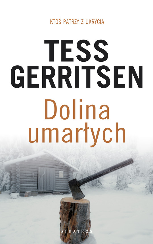 okładka DOLINA UMARŁYCHebook | epub, mobi | Tess Gerritsen