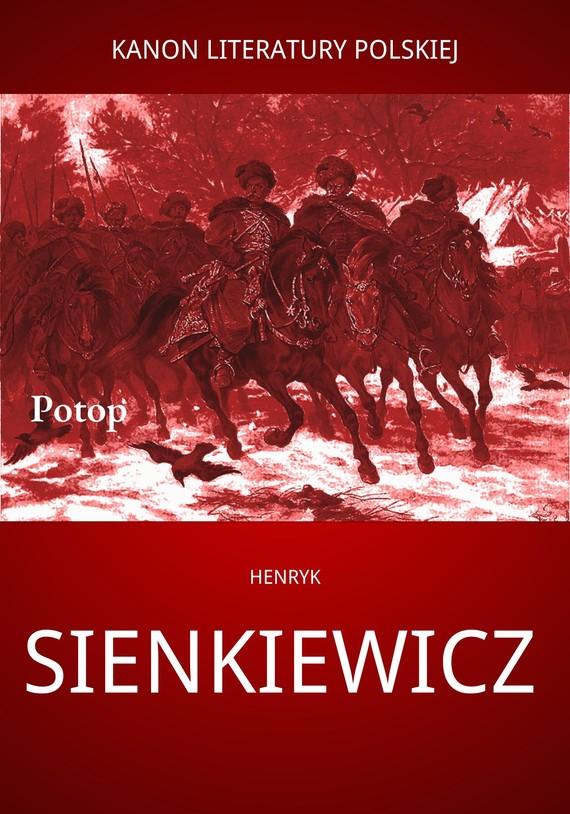 okładka Potop, Ebook   Henryk Sienkiewicz