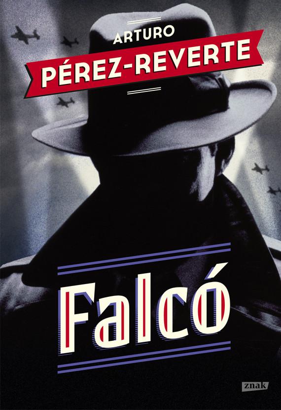 okładka Falcoebook | epub, mobi | Arturo Perez-Reverte