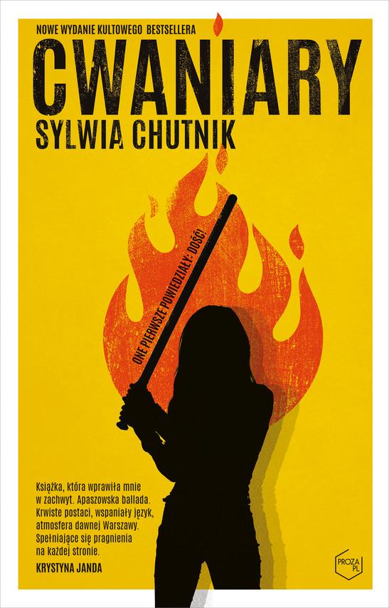okładka Cwaniary (wydanie 2020)ebook   epub, mobi   Sylwia Chutnik