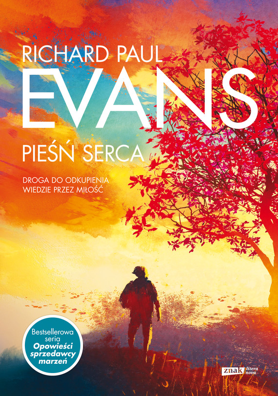 okładka Pieśń serca, Ebook | Richard Paul Evans