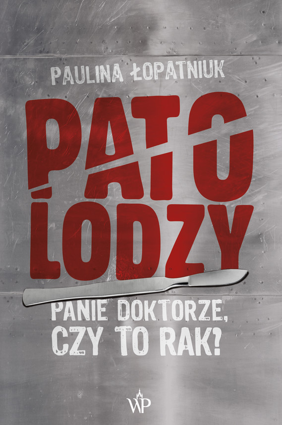 okładka Patolodzyebook | epub, mobi | Łopatniuk Paulina