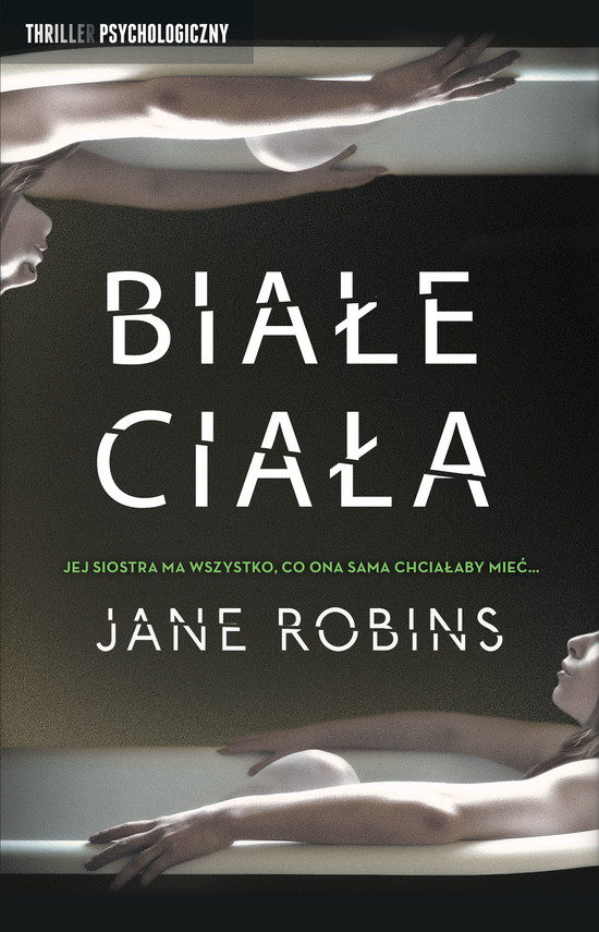 okładka Białe ciałaebook   epub, mobi   Jane  Robins