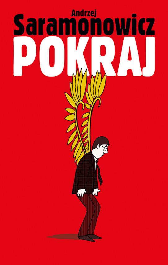 okładka Pokraj, Ebook | Andrzej Saramonowicz