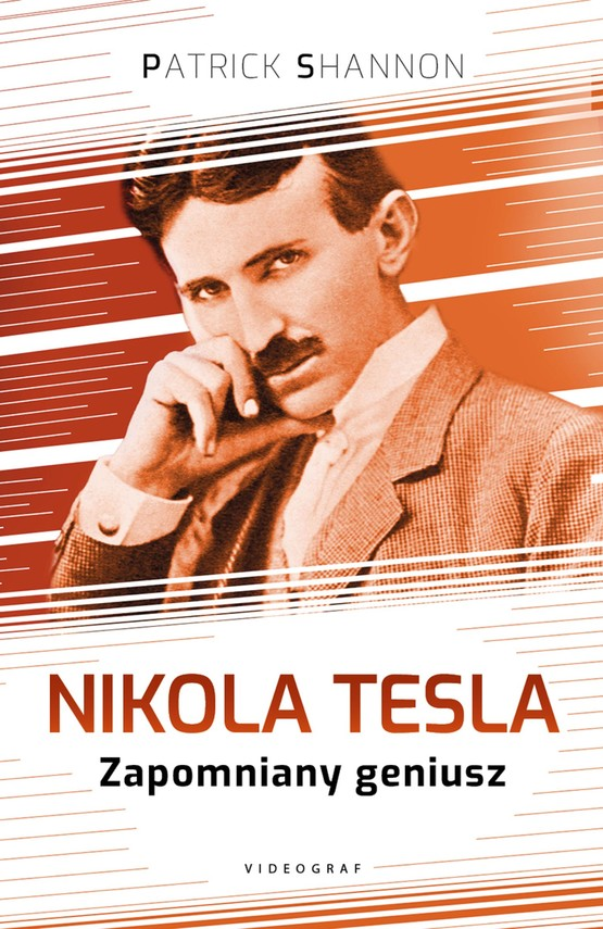 okładka Nikola Tesla. Zapomniany geniuszebook | epub, mobi | Patrick Shannon