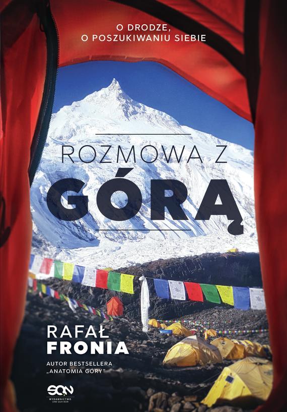 okładka Rozmowa z Górąebook | epub, mobi | Fronia Rafał